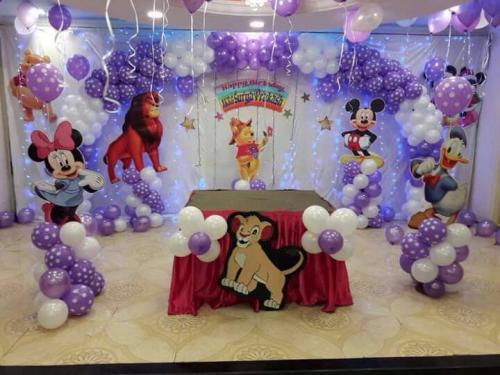 Balloon decoration in bangalore
