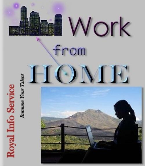 Home Based job project
